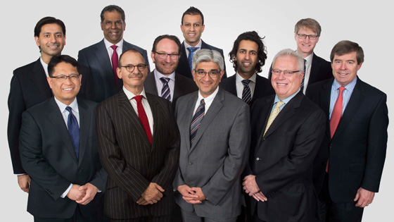 Image of Orthopaedics team