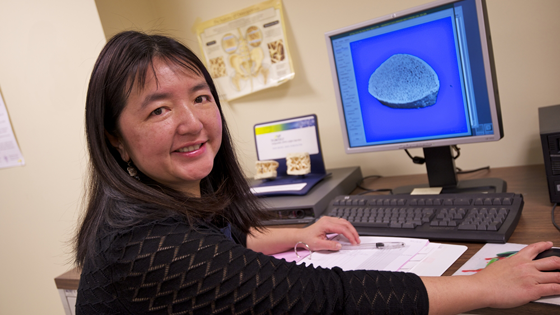 Image of Dr. Angela M. Cheung