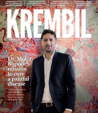 Krembil Arthritis Magazine