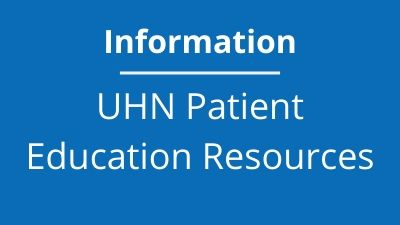 Patient Education Resources