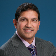 Headshot of Dr. Vivek Rao