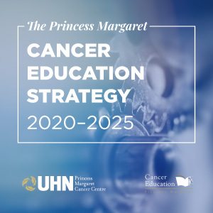 Cover Page of Cancer Education Strategy