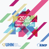 2016 Report cover with stylized graphics