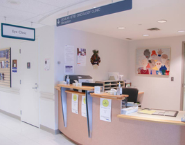 Oncology Clinic Waiting Area