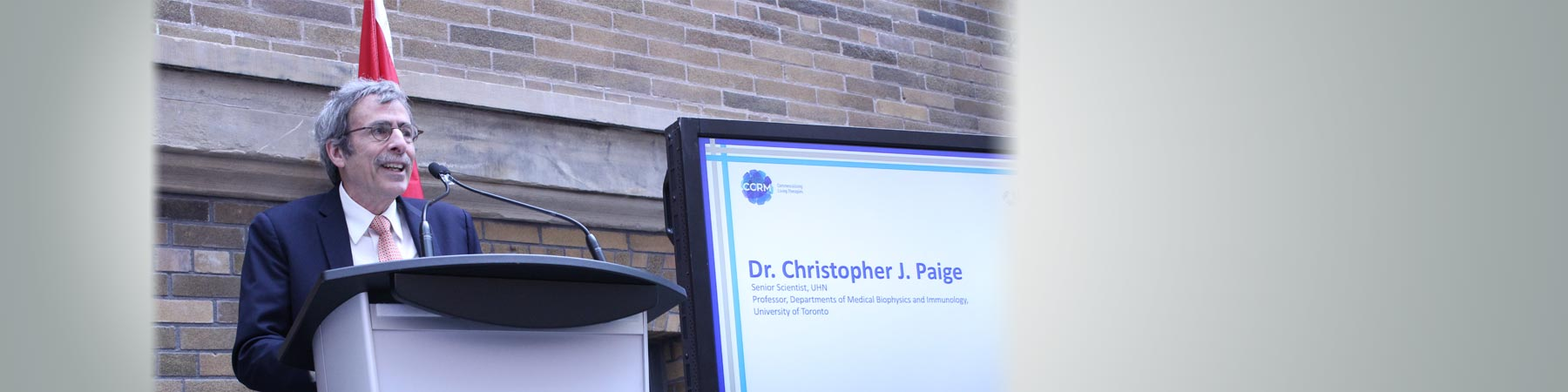 Dr. Chris Paige