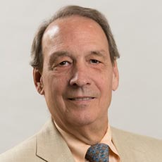 Headshot of Dr. Richard Weisel