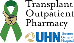 Transplant Outpatient Pharmacy Logo