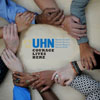 holding hands- Courage lives at UHN