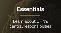 essentials- UHN central responsibilities