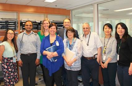 Leukemia Clinic Team