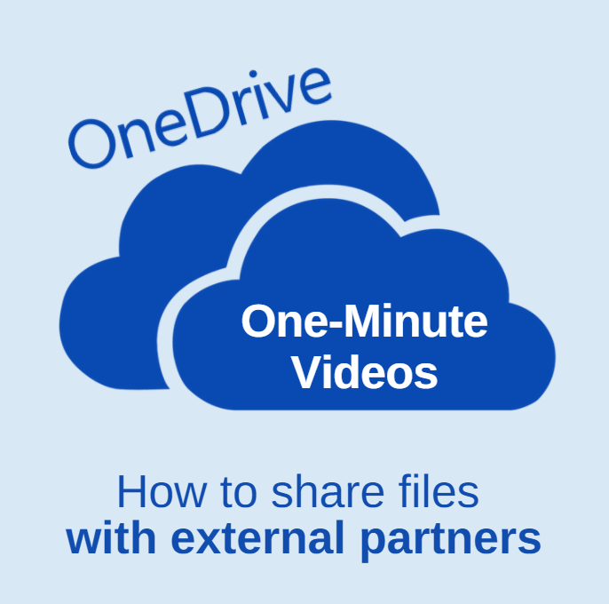OneDrive External File Sharing Video thumbnail