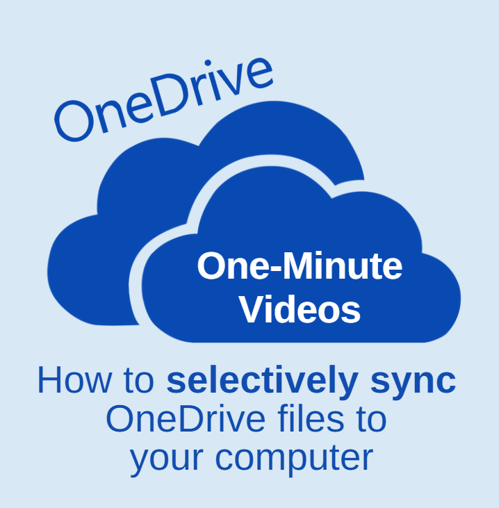OneDrive Upload tutorial video thumbnail