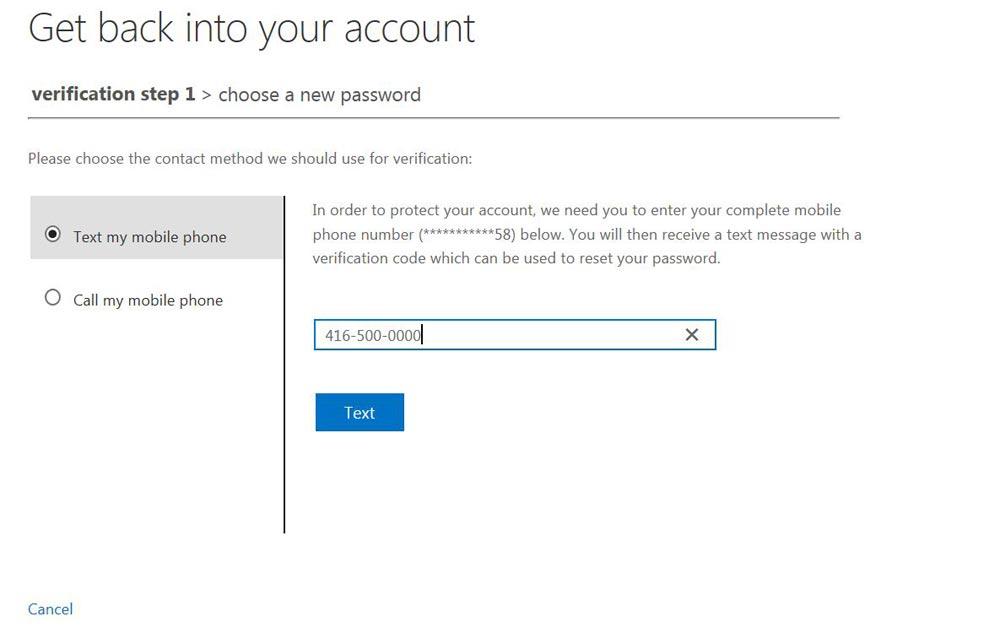Network Password Reset Tool