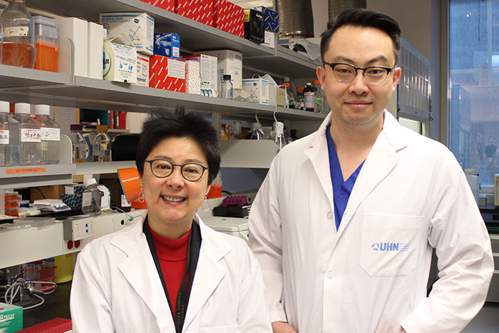 Fei Fei and Xiao lab