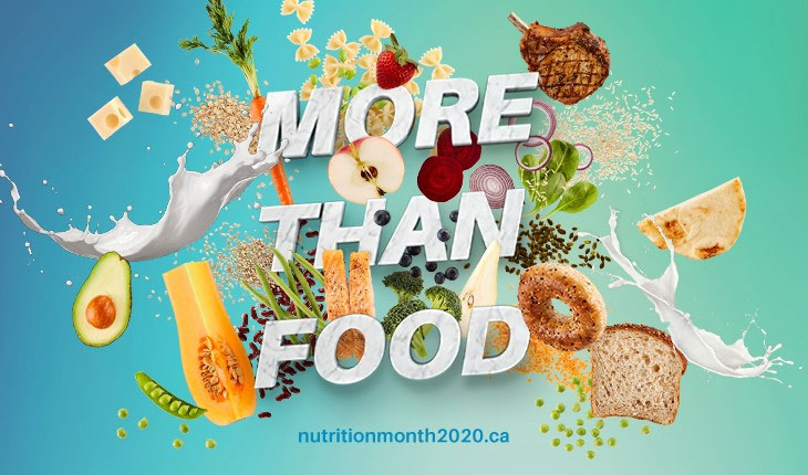 Nutrition Month graphic
