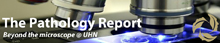 Image of Pathology Report banner