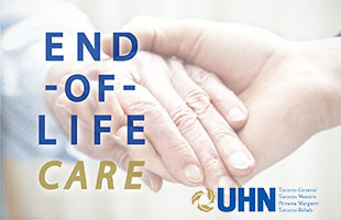 End of Life Care, Holding Hands